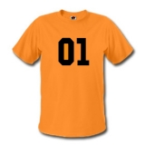 T-SHIRT 01 maglietta DUKES OF HAZZARD GENERAL LEE