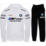 TUTA BMW M POWER felpa e pantalone