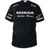 T-SHIRT HONDA RACING