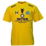 T-SHIRT INTER CHAMPIONS LEAGUE