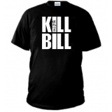 T-SHIRT KILL BILL NERA