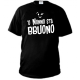 T-SHIRT 'O NONN STA BBUON