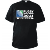 T-SHIRT MAGLIETTA RUGBY WORLD CUP 2011
