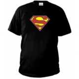 T-SHIRT MAGLIETTA SUPERMAN